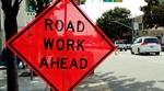 Construction Worker Injured When Car Overruns Barricade