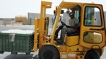 Florida Dock Worker Loses Both Legs When Forklift Overturns