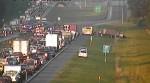 Dump Truck Collision Kills Woman In Volusia County, Florida